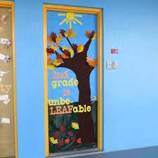 backyards ideas about fall classroom door