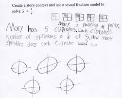Division With Decimals Worksheets Whole Numbers Divided By Fractions Students Are Given A Division