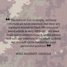 Translate Resume Understanding The Military Resume Directemployers Association