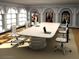 furniture interesting officedesigns with arched window and white