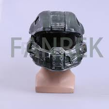 cosplay game halo master chief helmet costume halloween