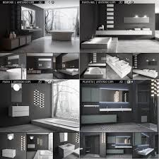 White House Furniture Collection Bathroom Furniture Collection Antonio Lupi 3d Model Max Obj Fbx
