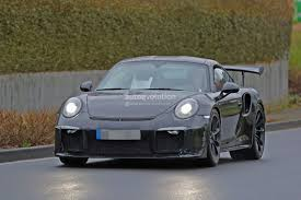 porsche gt3 rsr price 2018 porsche 911 gt3 rs spied has 4 2l engine 911 r like rear
