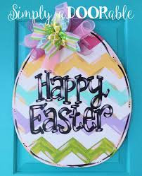 Easter Decorations Etsy by 120 Best Simply Adoorable Southern Door Decor Images On Pinterest