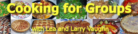 large recipes meals for groups of 25 100