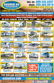 krenek rv coloma mi michigan u0027s premier rv dealership
