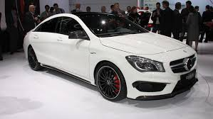 mercedes 45 amg white the mercedes 45 amg is the cheapest way into the über car