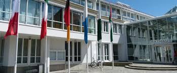 Rathaus Bad Wildbad Stadt Stadtbergen Fundbüro