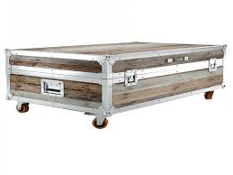 industrial square coffee table small square coffee table best of industrial reclaimed teak wood