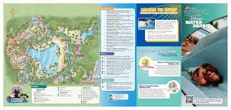 Disney Monorail Map Water Parks Map 1 Dis Blog