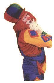 clown baloons the clown
