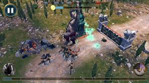 raider legend korean mmorpg android and ios gameplay ios