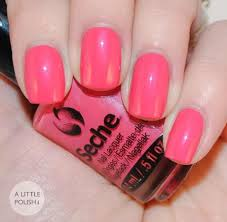 seche nail lacquer perfectly poised collection swatches u0026 review