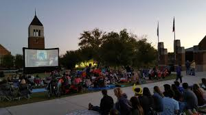southern outdoor cinema blog archive outdoor movie night at