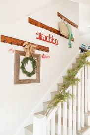 Shabby Chic Wall Sconces Contemporary Wreaths And Garlands Staircase Shabby Chic Style With