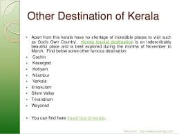 top 5 places to visit in kerala