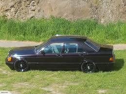 rotary powered 1985 mercedes benz 190e german cars for sale blog