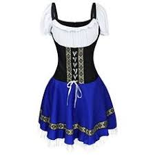 Beer Maid Wench Costume Oktoberfest Couple Gretchen German Fancy by Traditional Bavarian Man Costume Mens Oktoberfest Beer Fancy