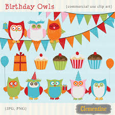 printable owl art printable owl clip art birthday clip art royalty free commercial