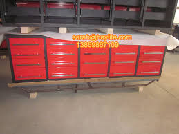 Bench Metal Work 10ft Metal Work Bench Steel Work Bench Heavy Duty Drawer Work