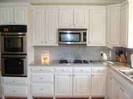 Small White Kitchen Ideas Kitchen Room Backsplash Ideas For Granite Countertops White