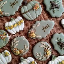 botanical halloween cookie connection cookies pinterest