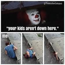 Spitting Water Meme - the 25 best it sewer clown memes inverse