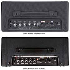 fender mustang 1 speaker upgrade comparison fender mustang amp v1 vs v2 middle 8 reviews