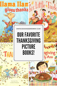 our favorite thanksgiving picture books book