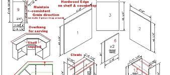 free home bar plans home bar plans pdf yuinoukin com