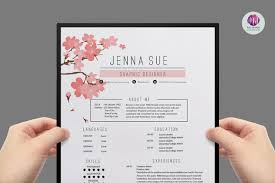 pretty resume templates modern resume template template modern resume template and