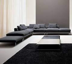 Black Fabric Sectional Sofas Fabric Sectional Sofas Sofas Sofa Photos Black Microfiber