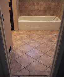 bathroom floor ideas for small bathrooms 21 ceramic tile ideas for small bathrooms