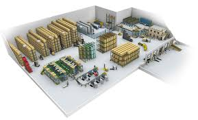 Warehouse Floor Plans by Warehouse Products Crown Equipment Corporation