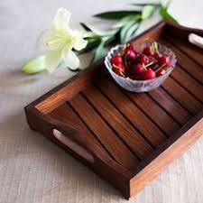wooden serving tray indian rosewood sheesham handmade hashcart indian rosewood sheesham wood handmade handcrafted