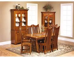 mission dining room table classic mission dining room furniture amish dining room furniture