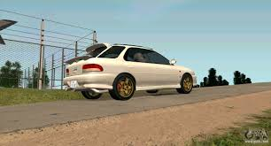 subaru station wagon wrx subaru impreza sports wagon wrx sti for gta san andreas