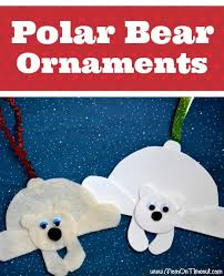 polar ornaments on timeout