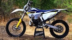 buy motocross bike 2015 husqvarna te 300 2 stroke with mike brown dirt bike