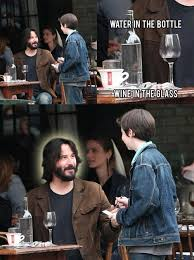 Sad Keanu Reeves Meme - keanu reeves is the one that was resurrected after all
