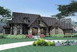 Stone House Plans Plan W16806wg Attractive In Stone E Architectural Design