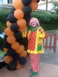clown rentals for birthday clown jeddah for kids