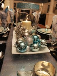Blue And Silver Christmas Decorations Pinterest by 99 Best Blue Christmas Ideas Images On Pinterest Christmas Ideas