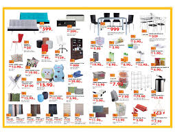 Promotion Leaflet Index Living Mall Malaysia By Index Living