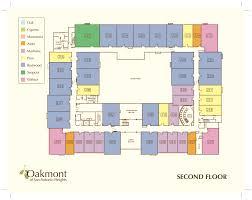 second floor u2013 oakmont of san antonio heights