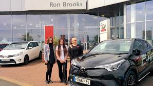toyota en three new recruits for ron brooks toyota in mansfield mansfield