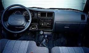 1999 Tacoma Interior 1997 Toyota Tacoma Overview Msn Autos