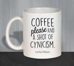 gilmore girls coffee mugs popsugar entertainment