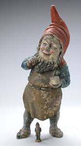 antique vintage german garden gnome gnomes gnomes