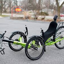 Recliner Bicycle by Recumbent Bike And Trike Sales And Service Rbr Recumbent Bike